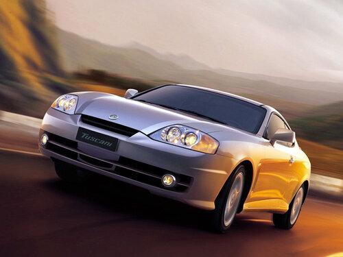 Hyundai Tuscani 2002 - 2005
