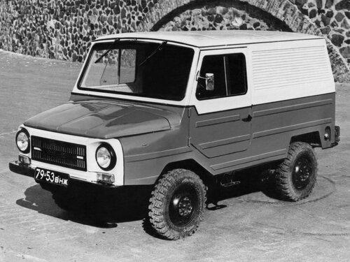 ЛуАЗ ЛуАЗ-969 1967 - 2002