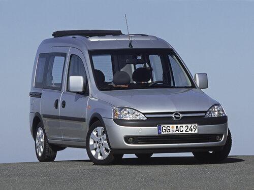 Opel Combo 2001 - 2003