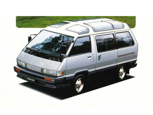 Toyota Town Ace 1985 - 1988