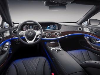 Mercedes-Benz Guard. Ограниченное количество бронированных автомобилей с преимуществом при покупке – 841 000 рублей