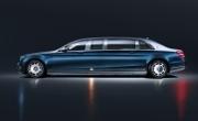 Mercedes-Maybach Pullman S-Класс. Воплощение элегантного дизайна
