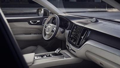 Volvo XC60 c системой Clean Zone®