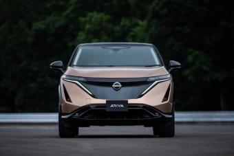 Nissan Ariya. Открывает новую главу в развитии электромобилей бренда