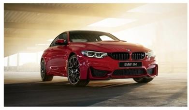 Старт продаж лимитированной серии BMW M4 EDITION ///M HERITAGE