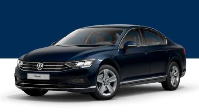 Специальное предложение на Новый Volkswagen Passat