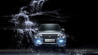 Mitsubishi Pajero от 2 989 000 рублей