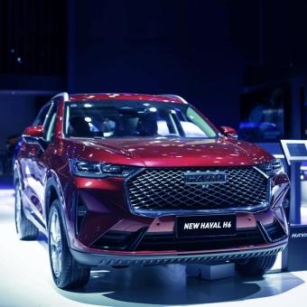 HAVAL участвует в Пекинском автосалоне Auto China 2020