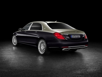 Mercedes-Maybach Pullman S-Класс