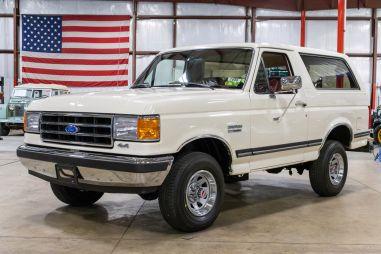На аукцион выставлен 29-летний Ford Bronco с нулевым пробегом (фото)