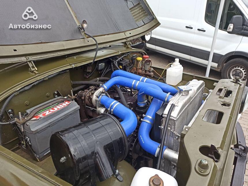 Двигатель от транспортера на уаз конвейер из пдф в ворд