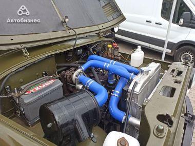 Новый легковой дизель из СНГ показали под капотом УАЗа (ФОТО)