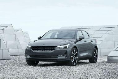 Новые электромобили Polestar 2 на шасси Volvo начали массово ломаться