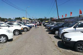 Авторынок Хабаровска: покупатели начинают посматривать на Запад