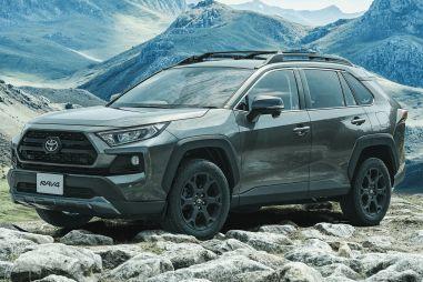 Toyota представила RAV4 с пакетом Adventure Offroad