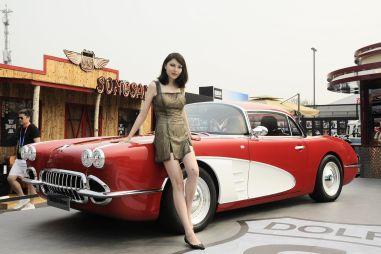 В GM прокомментировали китайский клон Корветта C1