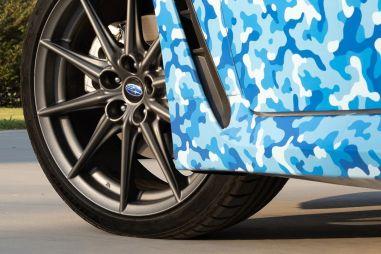 Subaru опубликовала первое фото нового поколения BRZ