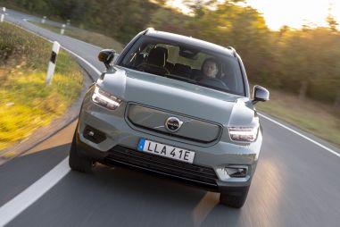 Volvo планирует продавать квоты на выбросы СО2
