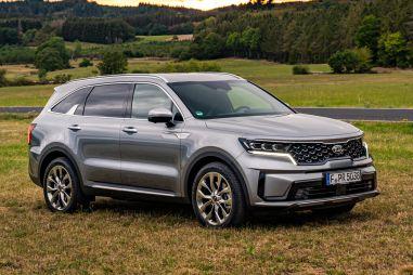 Новый Kia Sorento появился в России: от 2 149 900 рублей