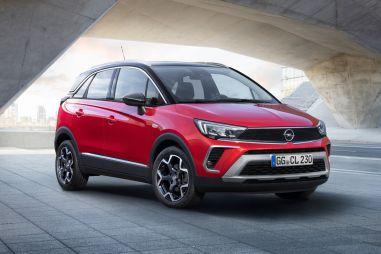 Opel Crossland обновился и нацелился на Россию