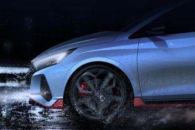 Hyundai впервые показала фото конкурента Volkswagen Polo GTI и Ford Fiesta ST
