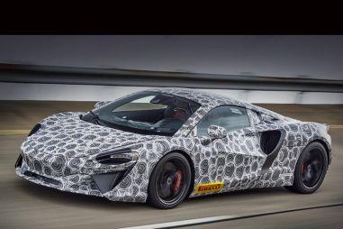 McLaren готовится к премьере нового гибридного суперкара с битурбированным V6 в основе
