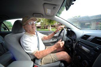 Исследование: 70-летние попадают в ДТП реже, чем водители среднего возраста