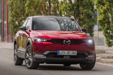 Mazda MX-30 в Японии получит роторный двигатель, пока же доступен только обычный ДВС