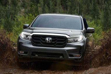 Honda провела рестайлинг своего единственного пикапа — теперь он более мужской