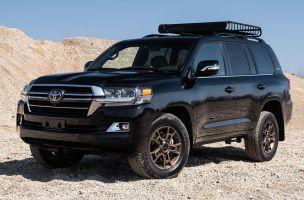 Toyota Land Cruiser покинет североамериканский рынок в 2021 году