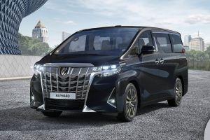В России теперь и физлица могут купить Toyota Alphard