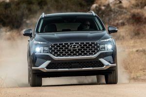 Рестайлинговый Hyundai Santa Fe раскрыт до конца: стали известны новые моторы