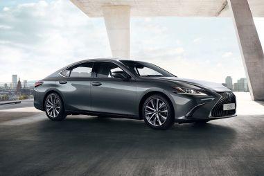 Lexus ES начали продавать в новой спецверсии