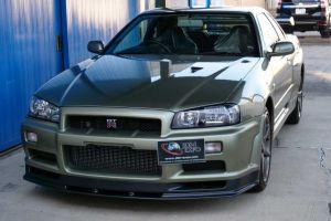 Самый дорогой в мире Nissan Skyline оценили в 37 млн рублей