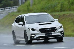 Subaru начала продажи нового поколения спортуниверсала Levorg