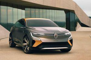 Renault Megane eVision указал на будущее французской компании