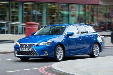 Lexus прекратит продажи трех моделей в Европе и сделает ставку на кроссоверы