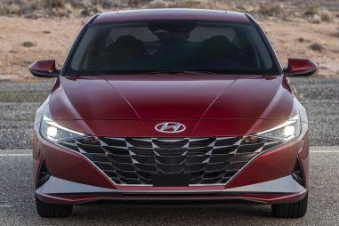 Опубликованы характеристики новой Hyundai Elantra для России