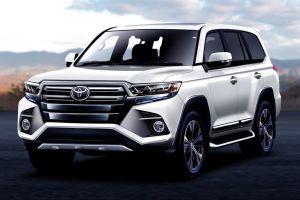 Toyota собирается выпустить GR-версию внедорожника Land Cruiser