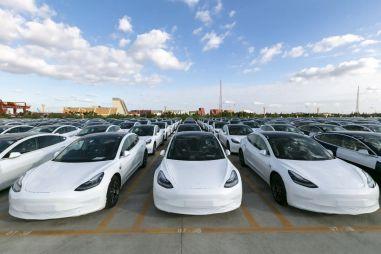 Tesla собирается экспортировать собранные в Китае электромобили в Европу
