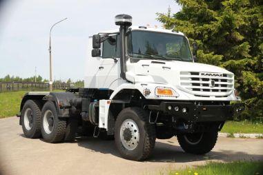 КАМАЗ выпустит капотный грузовик (первое ФОТО)