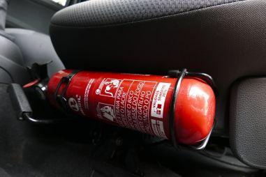 В МЧС рассказали, какой огнетушитель лучше выбрать для автомобиля