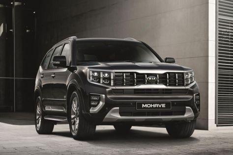 Объявлены цены на новый Kia Mohave: оказался дороже Haval H9 и Toyota Fortuner