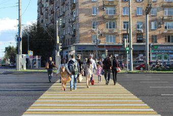 Треть всех ДТП в России — это наезды на пешеходов