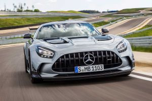 Mercedes-AMG GT «черной серии» случайно побил рекорд Lamborghini на Нюрбургринге