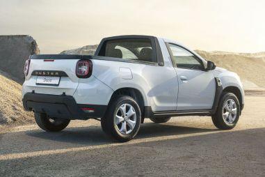 Новый Duster стал доступен в виде пикапа грузоподъемностью 500 кг