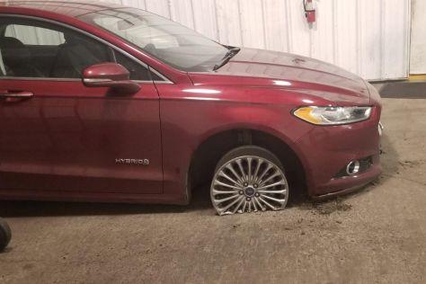 Что будет, если буксировать автомобиль в режиме паркинга (фото)