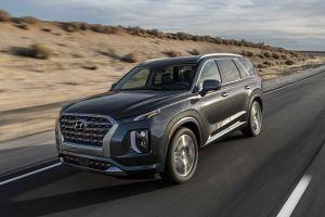 Стало известно, в каких модификациях в России предложат Hyundai Palisade