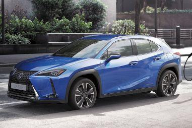 Первый электромобиль Lexus начали продавать в Японии, но купить его смогут только избранные