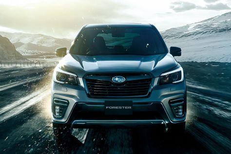 Subaru Forester получил новый турбомотор